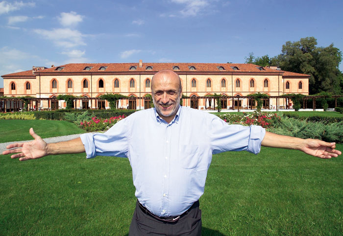 Carlo Petrini (ph. archivio Slow Food)