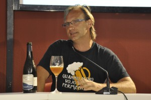 Jurij Ferri del birrificio Almond '22