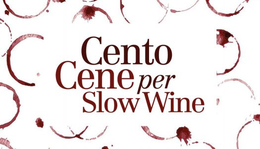 Cento Cene per Slow Wine, a tavola con Slow Food Chieti