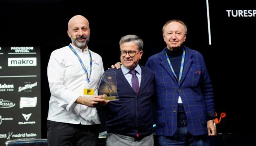 Niko Romito premiato a Madrid Fusión 2020 come «Chef europeo dell'anno»
