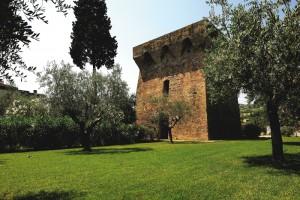 """La """"Torre del Salinello"""" a Giulianova"""