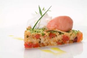 La-panzanella-con-sorbetto-di-pomodoro