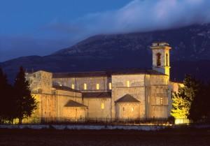 cattedrale di Corfinio Abruzzo