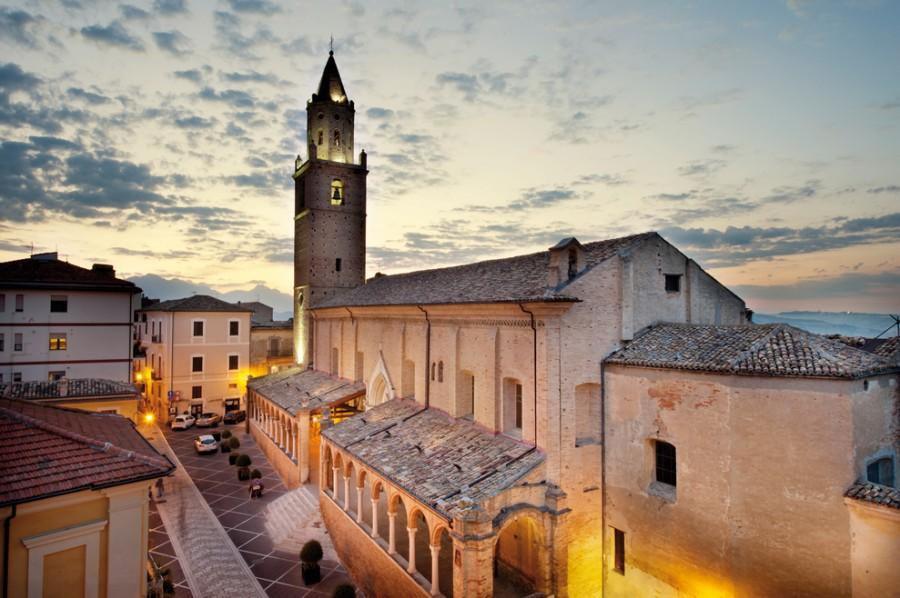 Città Sant'Angelo, Collegiata di San Michele Arcangelo (ph. Andrea Straccini).