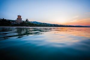 La torre di Cerrano, presidio litoraneo contro la minaccia ottomana