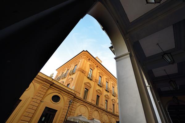 Chieti, Palazzo de' Mayo (ph. Gino Di Paolo)