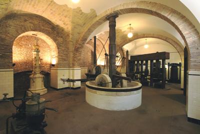 il Museo dell'Olio di Loreto Aprutino (ph. Andreas Waibl)
