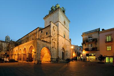 Chiesa di S. Maria Maggiore a Guardiagrele (ph. Gino Di Paolo)