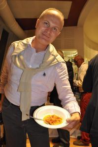 Il segretario Gianpiero Laviano