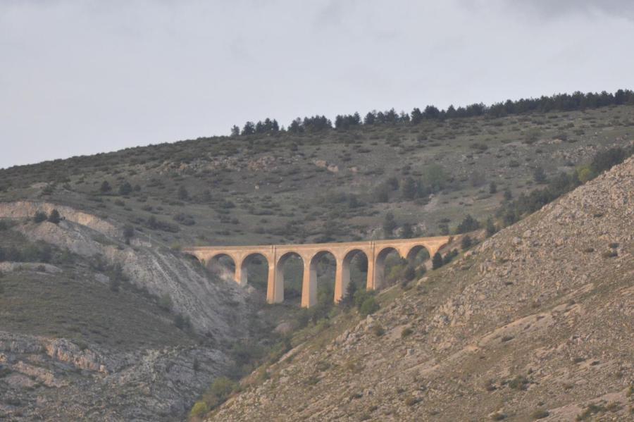 Particolare di un viadotto (ph, Ivan Masciovecchio)