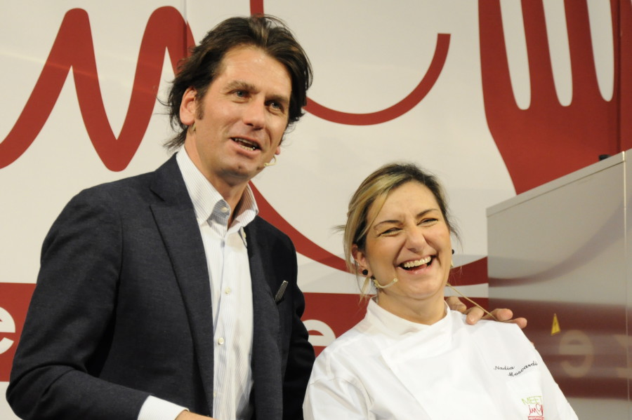 Massimo Di Cintio e Nadia Moscardi (ph. Ivan Masciovecchio)