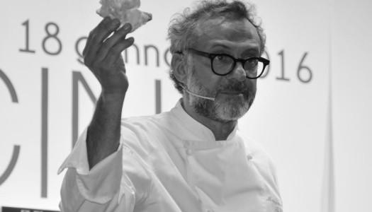 Cucina, cultura solidarietà in Fortezza con Massimo Bottura