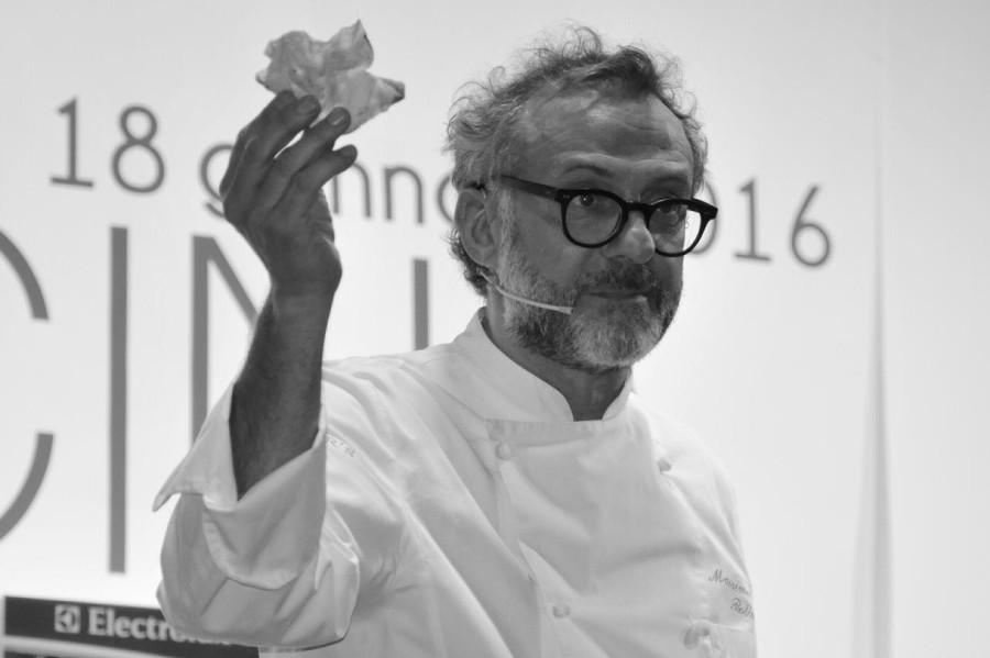 Massimo Bottura (ph. Ivan Masciovecchio)