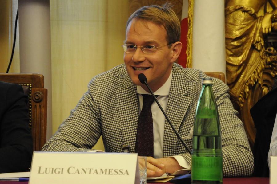 Luigi Cantamessa, direttore Fondazione FS Italiane