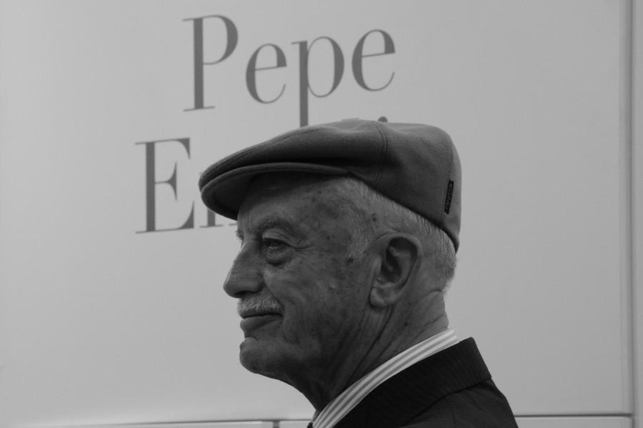 Emidio Pepe al Vinitaly (ph. Ivan Masciovecchio)