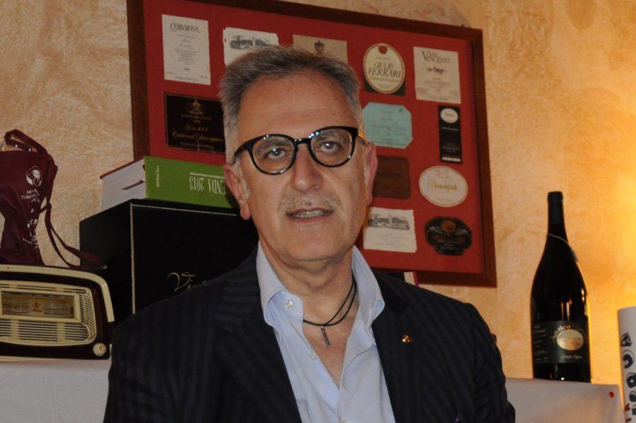 Eliodoro D'Orazio, presidente Slow Food Abruzzo-Molise (ph. Ivan Masciovecchio)