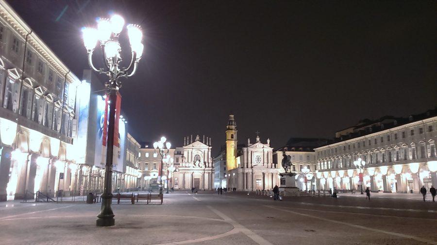 Piazza S. Carlo