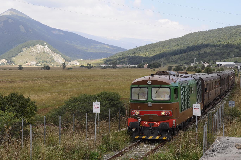 Transiberiana Dabruzzo Calendario 2020.Sulla Transiberiana D Italia A Bordo Del Treno Del Vino 2019