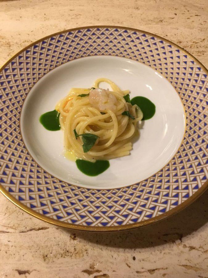 Lo spaghetto di Daniela d'Alberto