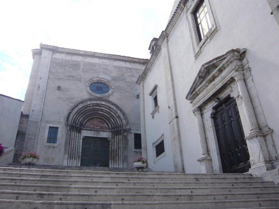 Basilica di S. Maria del Colle (ph. Ivan Masciovecchio)
