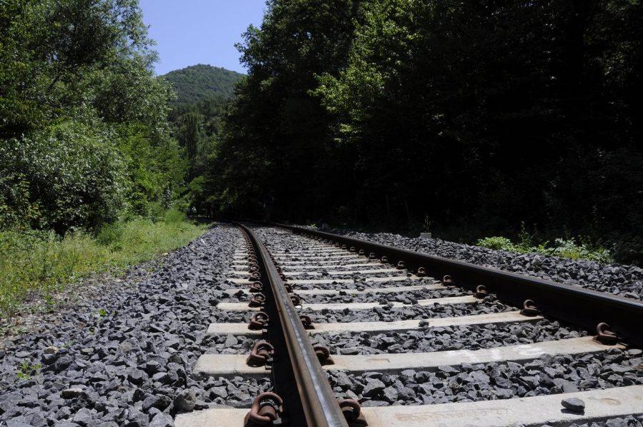 La ferrovia Avezzano-Roccasecca (ph. Ivan Masciovecchio)