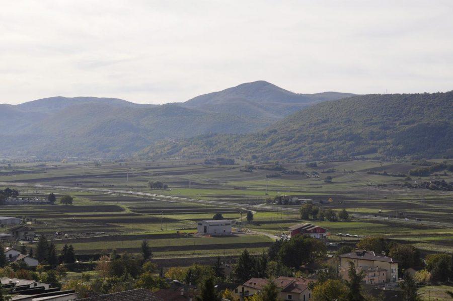 Le terre dell'Altopiano di Navelli (ph. Ivan Masciovecchio)