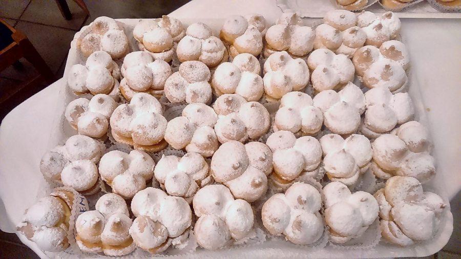 Le Sise delle Monache, dolce tipico di Guardiagrele (ph. Ivan Masciovecchio)