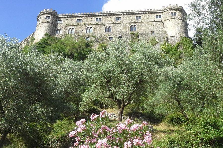 Castello Piccolomini a Balsonaro (ph. sito comune di Balsorano)