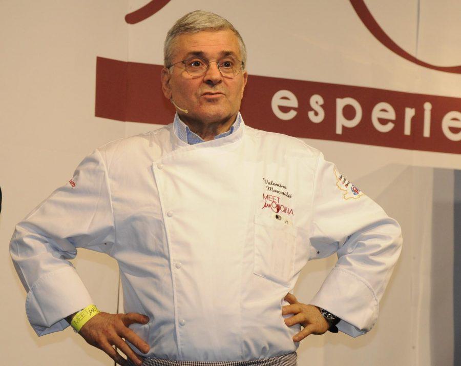 Il travolgente Valentino Marcattilii (ph. Ivan Masciovecchio)