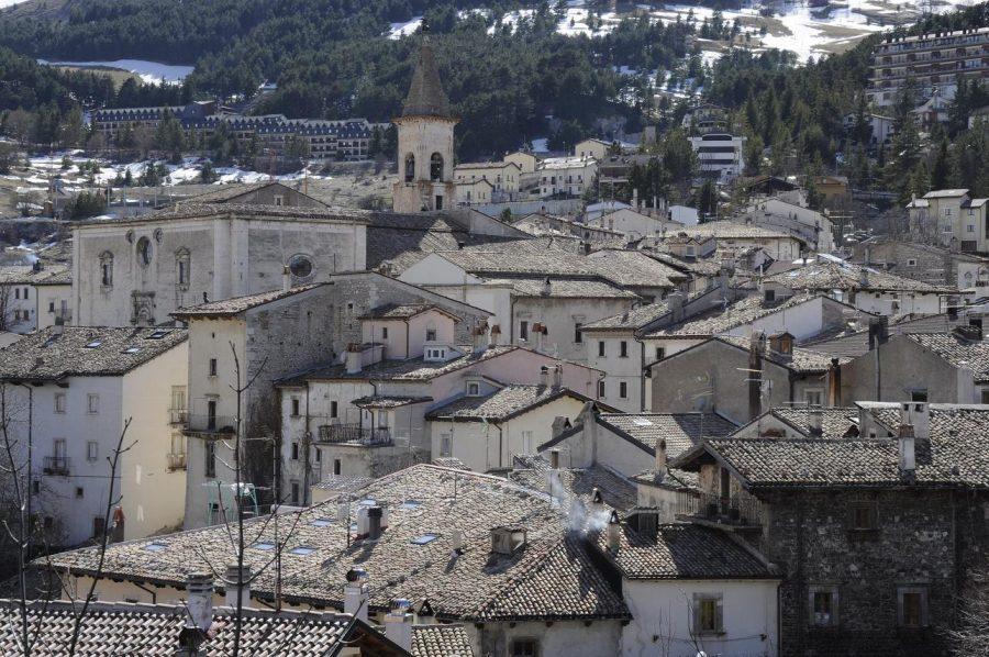 Veduta di Pescocostanzo (ph. Ivan Masciovecchio)