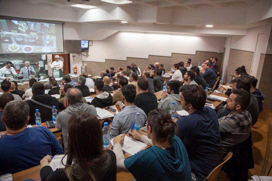 La lezione di William Zonfa all'Università di Nicosia