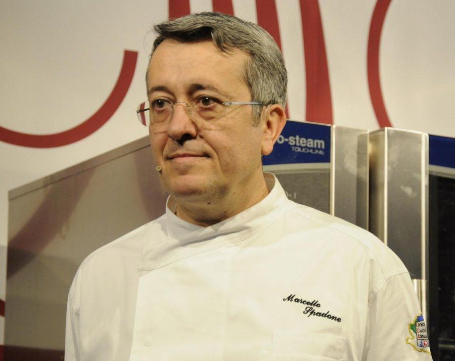 Marcello Spadone, ristorante La Bandiera (ph. Ivan Masciovecchio)