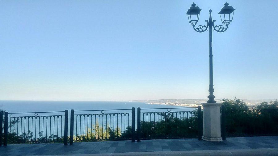 Panorama sul golfo d'oro (ph. Ivan Masciovecchio)