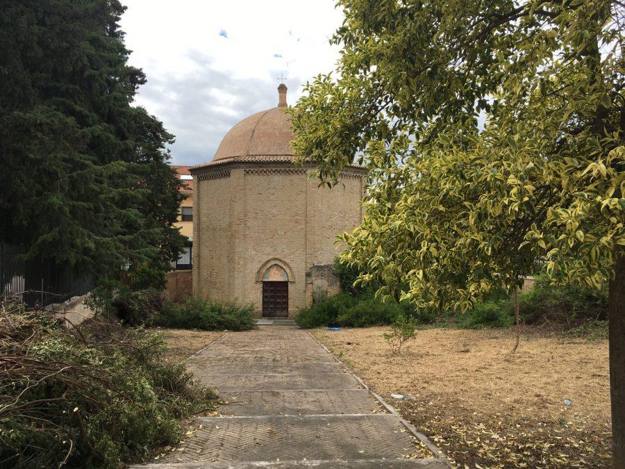 Chiesa Santa Maria del Tricalle di Chieti abruzzo