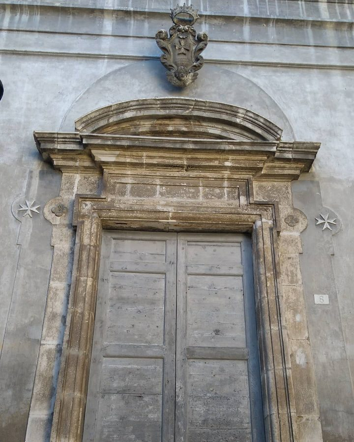 penne ordine di malta Chiesa di San Giovanni Battista