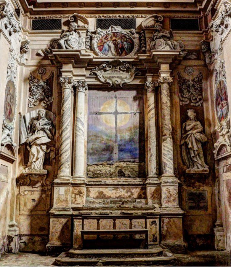 penne Chiesa di S. Giovanni Battista. Altare Privilegiato Perpetuo ordine di malta