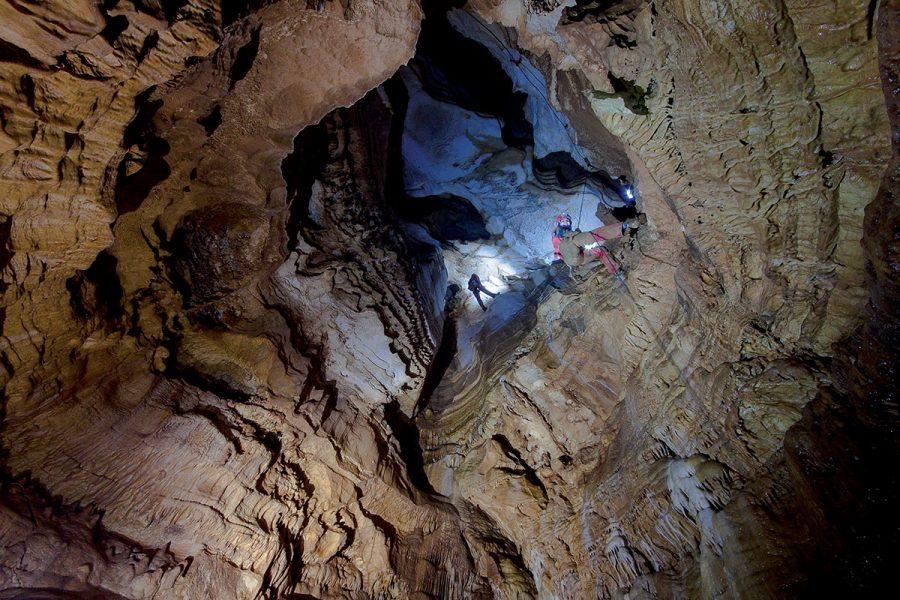 Grotta della Lupa Pescara