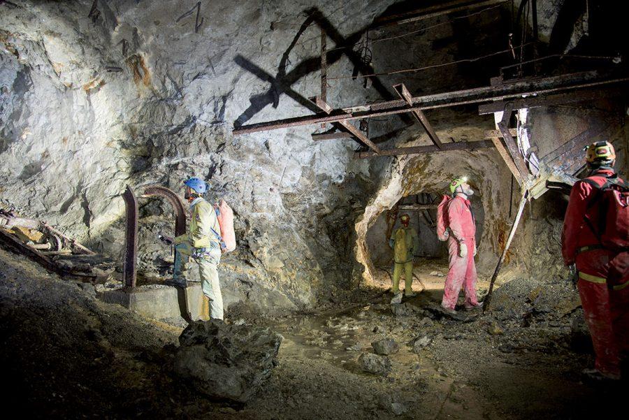 Miniera di Pilone-Cusano.