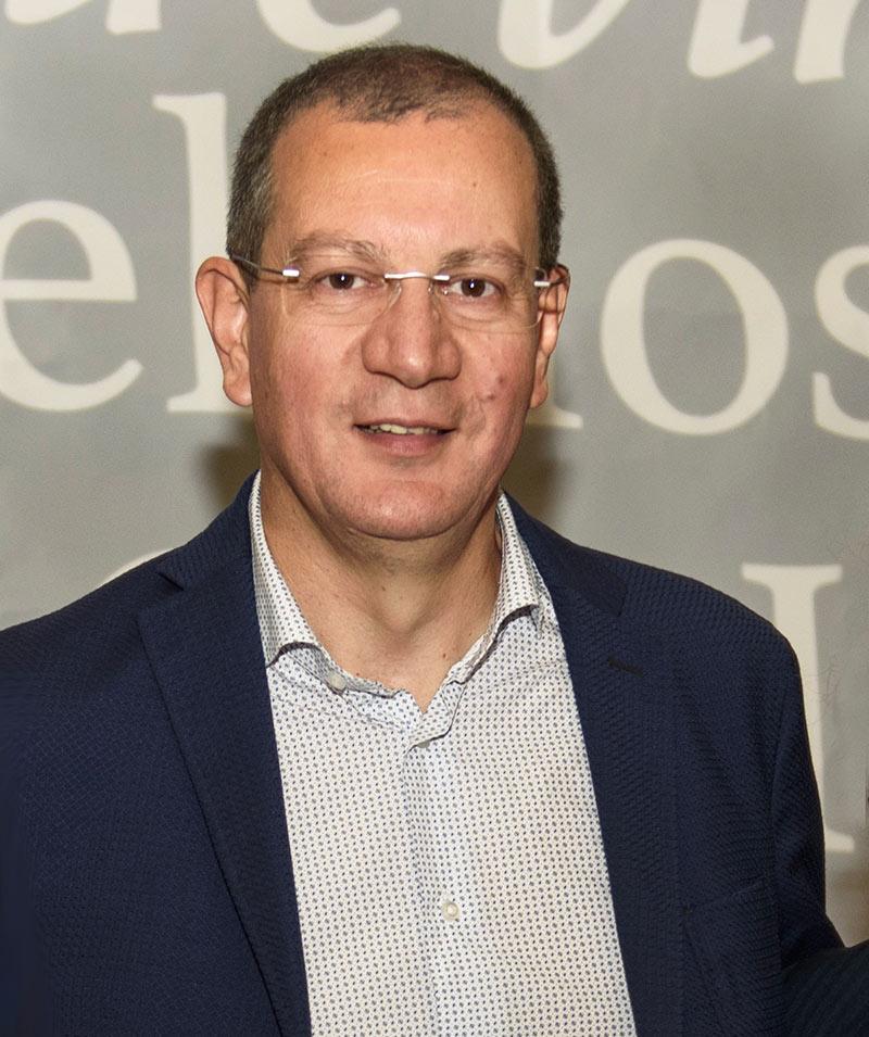 Presidente del Consorzio Tutela Vini d'Abruzzo, Valentino Di Campli