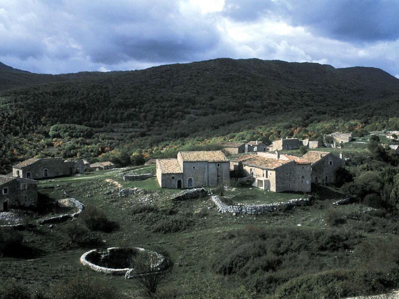Pagliare di Tione (ph. Parco regionale Sirente Velino)