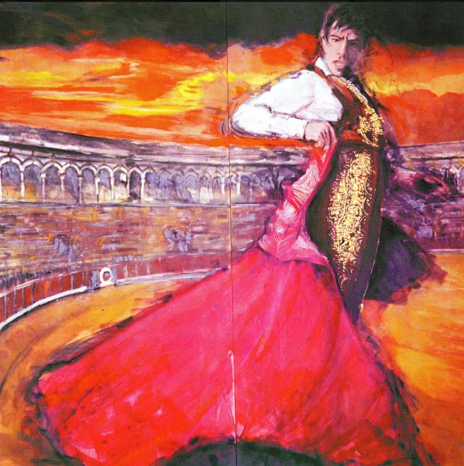 torero rosso