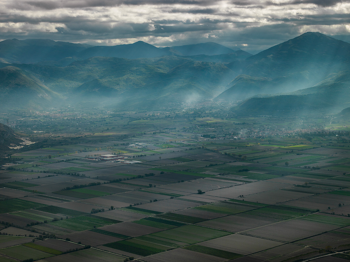 Fucino - Foto di Maurizio Anselmi