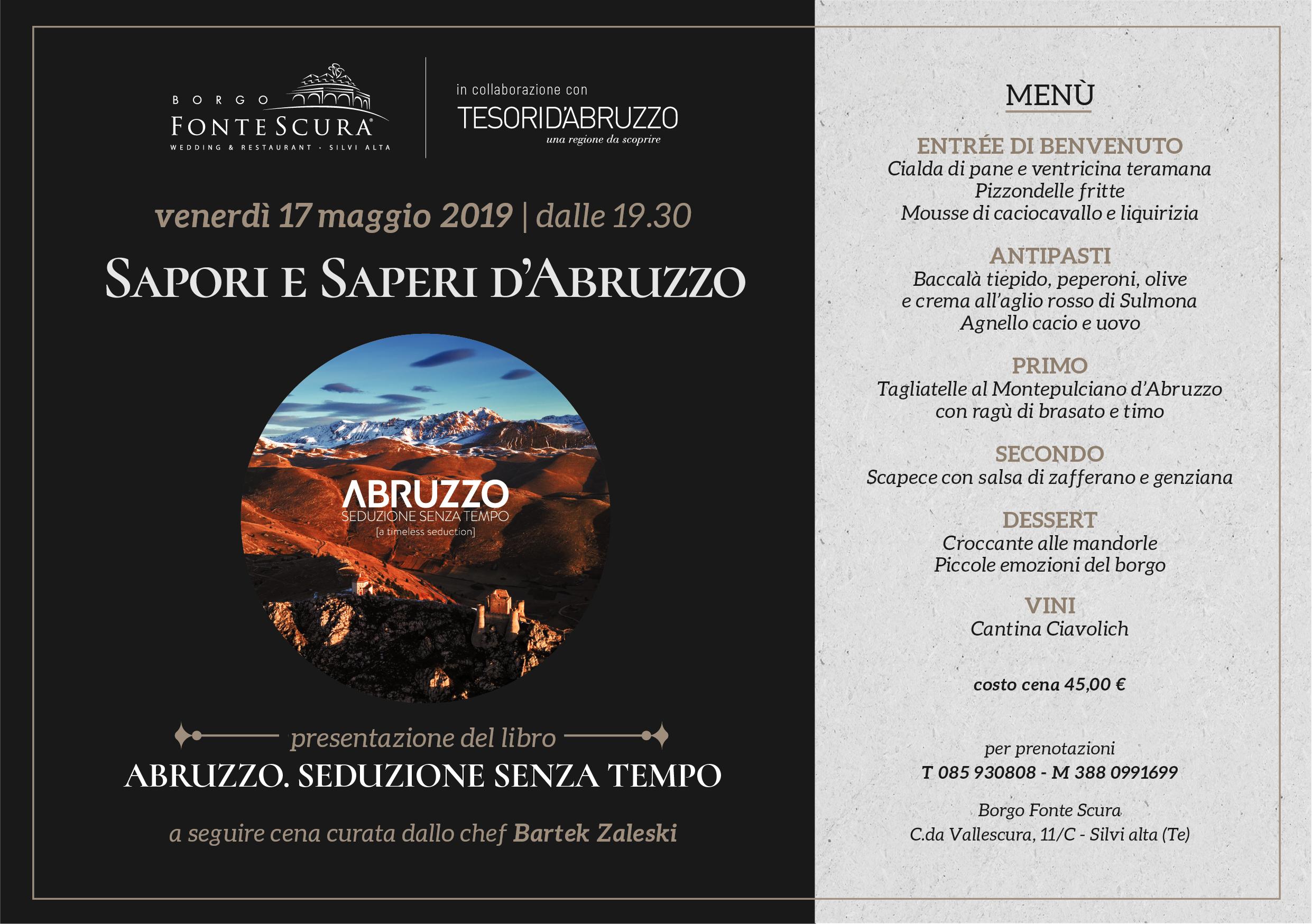 Sapori e saperi d'Abruzzo