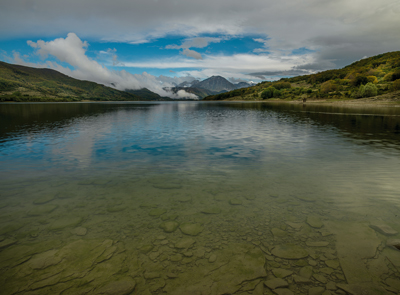 anselmi lago campotosto