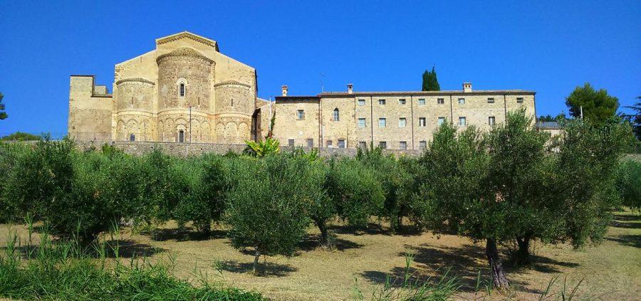 Abbazia di San Giovanni in Venere a Fossacesia (ph. Ivan Masciovecchio)