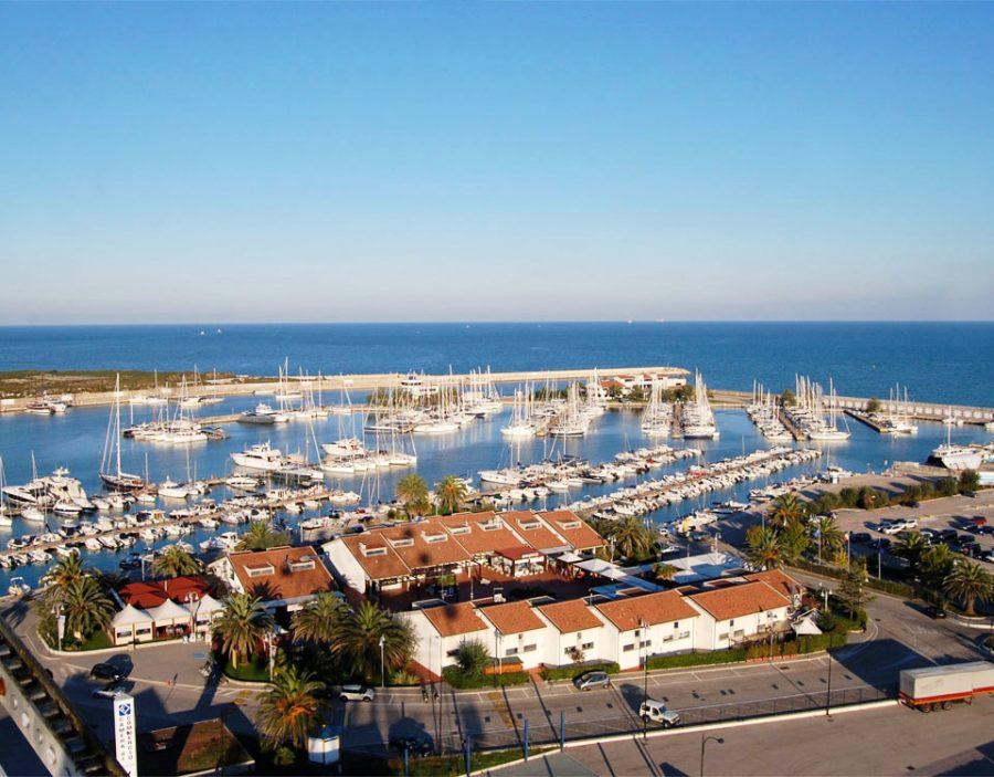 Porto Turistico Marina di Pescara (ph. sito marinape.com)