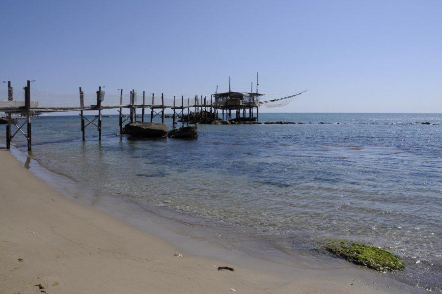 Trabocco Punta Punciosa (ph. Ivan Masciovecchio)