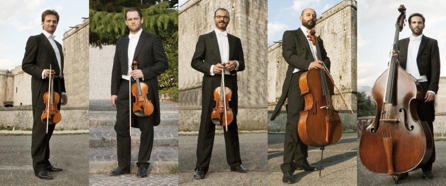 I Solisti Quilani Quintetto.