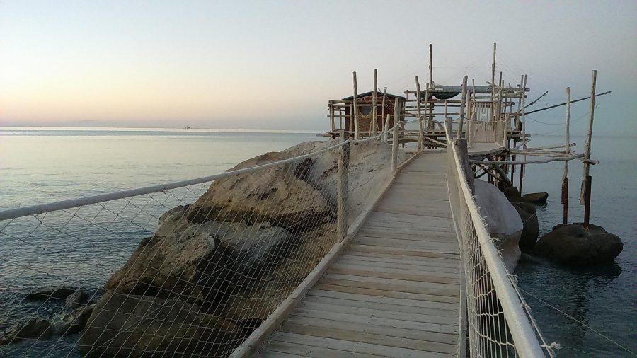 Trabocco Punta Le Morge (ph. Ivan Masciovecchio)