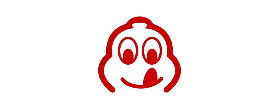Il simbolo del Bib Gourmand